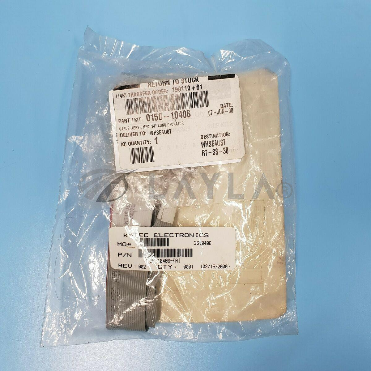 0150-10406/-/142-0502// AMAT APPLIED 0150-10406 CABLE, ASSY., MFC, 24 LONG OZ NEW/AMAT Applied Materials/-_01