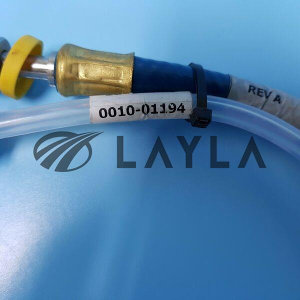 0010-01194/-/322-0302// AMAT APPLIED 0010-01193 0010-01194 ASSY, HOSE WATER B101 HTR USED/-/-_05
