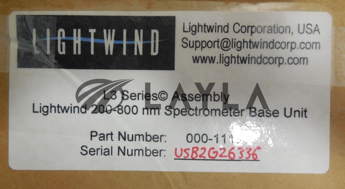 000-1110/-/Lightwind; 000-1110, 200-800nm Spectrometer Base Unit/Lightwind/-_08