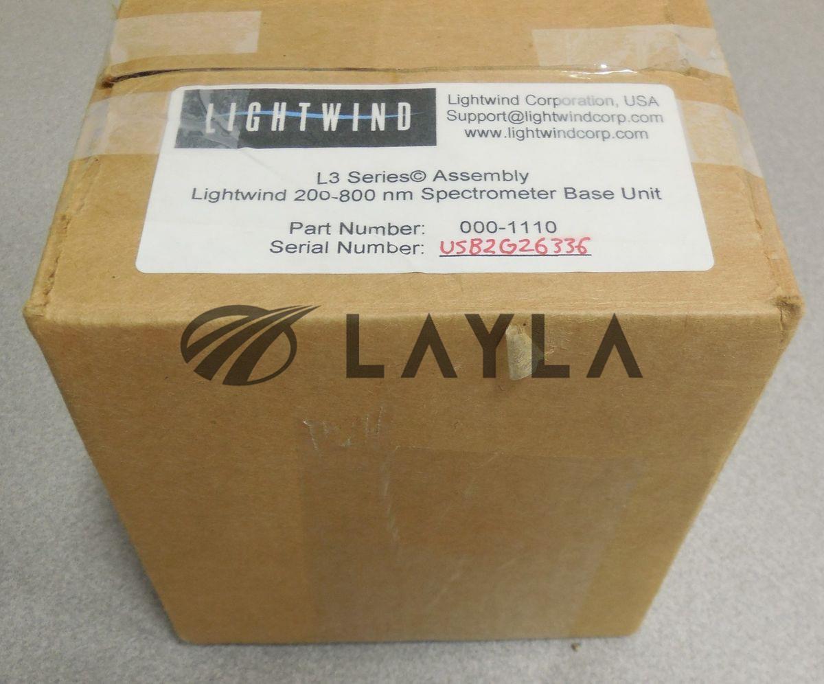 000-1110/-/Lightwind; 000-1110, 200-800nm Spectrometer Base Unit/Lightwind/-_09