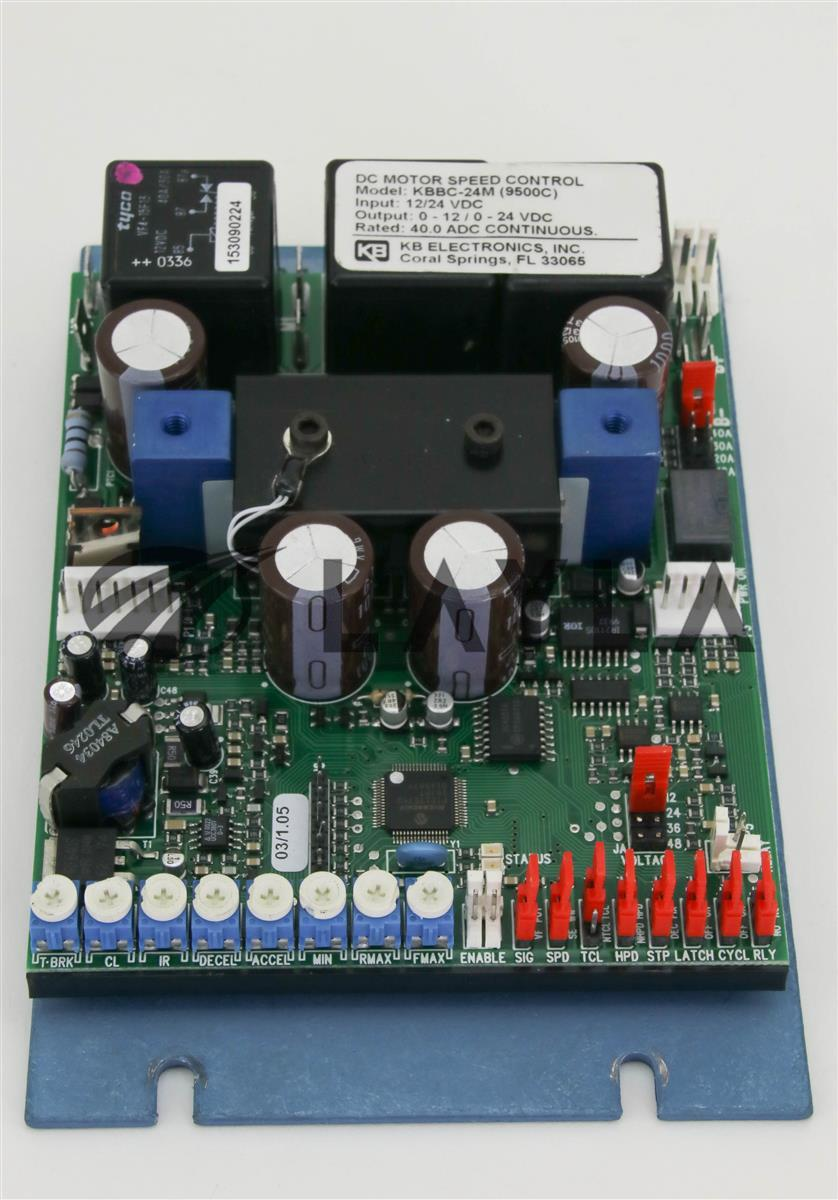 PCB DC MOTOR SPEED CONTROL LAYLA