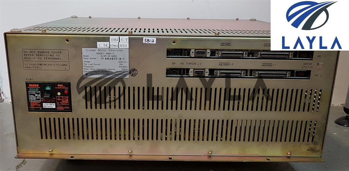 LINEAR MOTOR CONTROLLER 4S061-689-1, NIKON SCANNER LAYLA - CLSR-33