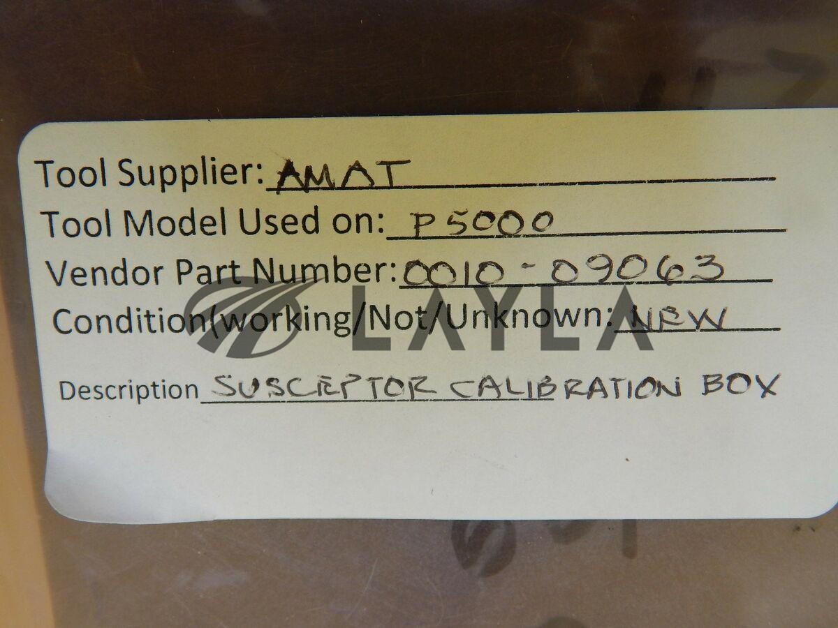 0010-09063/-/2-Axis Susceptor Calibration Display Box New/AMAT Applied Materials/-_01