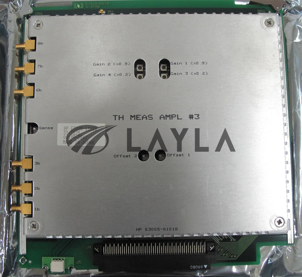 E3005-69018/-/E3005-69018/Agilent/_01