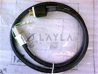 0150-00638//ASSY, POWER CABLE, DUAL ZONE HEATER