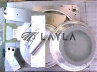 0010-30618//PUMPING PLATE ASSY, DXZ SACVD-BPSG, N2/H/Applied Materials/
