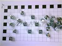 4000-01253//CDCGE NUT KM6 100/PKG ZINC PLATED