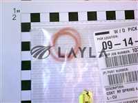 3320-01210//GSKT RF SPRING 4.017ID .011THK BRYL-CU/Applied Materials/_01