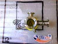 0050-28097//Etch chamber vacuum adaptor