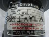 CMD-280/-/Iwaki Mag-Drive Pump CMD-280 Head (ft) 42, Capacity (GPM) 2.5/IWAKI/-_02