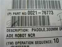 0021-76773/-/AMAT 0021-76773 Robot Blade, 300mm Etch tool/AMAT/-_02