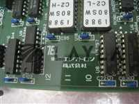 -/-/TEL Stage driver IF Board 208-500347-3, 281-500347, Encoder IF Board 208-600427/-/-_02