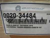 0020-34484/-/NEW AMAT 0020-34484 Shield, GND, 8 inch CATHODE, DPS/AMAT/-_02