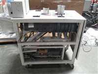 BOC Edwards QDP80 Dry Pump Assy w/ A30586905 Mechanical Booster Novellus, 450884