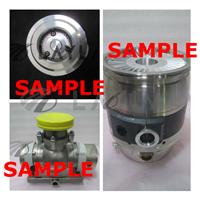 Pfeiffer TCP 600, Turbo Pump Controller, D-35614 Asslar, PM C01 320 B, 452589