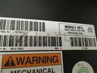-/-/AMAT 0010-70001 Module MFG Cassette Handler Bottom P5000 34194-01/-/-_02