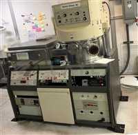 Perkin Elmer 4450 Sputtering PVD Tool Delta Target, Cryo Compressor, Vacuum pump