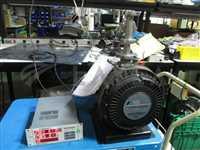 Varian 600DS Dry Scroll Pump, 0.6 kW, 50/60Hz, Anest Iwata, Emerson C63JED-5308