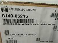 0140-05215/Valve 300MM Endura/AMAT 0140-05215 Harness Assembly W-ALN EC Valve 300MM Endura 413502/AMAT/_02