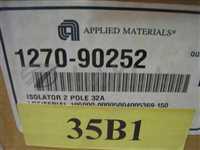 1270-90252/-/AMAT 1270-90252 ISOLATOR 2 POLE 32A/AMAT/-_03