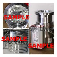 Pfeiffer TCP 600, Turbo Pump Controller, D-35614 Asslar, PM C01 320 B, 452588