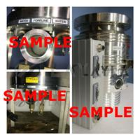 Osaka Vacuum TC1810 Turbo Pump Controller w/ Interface Control Box, 453105