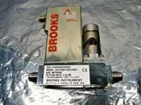 Brooks SLA7950D1EGG1A2A1 Mass Flow Controller, MFC, Methane, 4 SLPM, RS1306