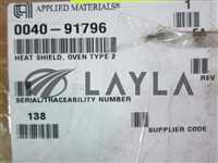 0040-91796/-/Heat Shield, Oven Type 2/Applied Materials (AMAT)/-_03