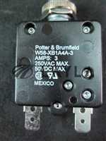 0680-00244/-/Circuit Breaker 3AMP, 250VAC Maximum, 50VDC/Applied Materials (AMAT)/-_03