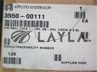3550-00111/-/Pin Ball Lock T-HDL QK-REL 1/2DIA X 2.0L-GRI/Applied Materials (AMAT)/-_03