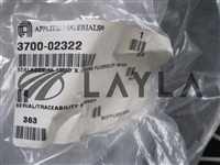 3700-02322//Applied Materials (AMAT) 370002322 SEAL ASSY 15.135ID X .280W VIRGIN PTFE W/SST