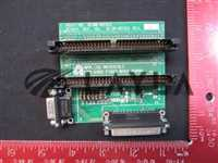 0100-09362-NO//Applied Materials (AMAT) 0100-09362 PCB ASSEMBLY, PIGGYBACK BOARD,DPA/Applied Materials (AMAT)/