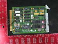 437581//Fusion Semiconductor 437581 Wafer Handler STD Card, 3 Axis