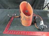 MKS 9645-0086 Heater Jacket, 4.5 STRM209, SPEC 1BP3. 120V, 119W, 0.99A, 50/60Hz/