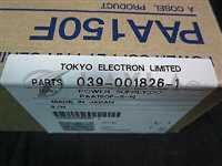 039-001826-1//TEL 039-001826-1 COSEL System Rack Power Supply 5V, 30A, AC100-24OV, 2.0A, 50/60/TOKYO ELECTRON (TEL)/_03