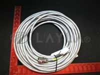 0150-13091//Applied Materials (AMAT) 0150-13091 Cable, Assy. 50 FT, Final Valve Interlock