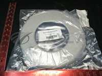 """Applied Materials (AMAT) 0021-20629 CLAMP RING, 6"""" SMF, SST, 1.88MM,10465ARS"""