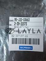 95-J22-03663/-/Timing Belt Code: 2-39-22373, 180X037U/SCREEN/-_03