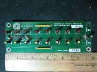 0100-01081//AMAT 0100-01081 PCB ASSEMBLY, INDICATION LED, FACILITY, P