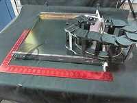0190-08292//Applied Materials (AMAT) 0190-08292 Shelf B, Assembly, igus 3822.01.075, 5.3 FFU