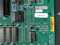 BRD-V0890//VERSATEST BRD-V0890 VERSATEST 1000 PATTERN GENERATOR WITH VERSATEST V1000 PATTER