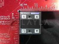 KEYENCE AP-40 Separate Amplifier Type Pressure Sensor harvested off unused syste