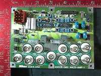 4S005-060//NIKON 4S005-060 PCB WALG-AMP-1 TYPE 4S005-60 18159