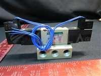 CKD CORPORATION 4KB250-08-D2 SOLENOID VALVE AC100V