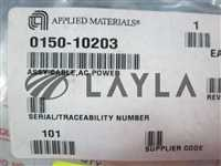 0150-10203/-/Cable Assembly, AC Power/Applied Materials (AMAT)/-_03