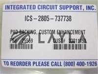 2805-737738M/-/2805-737738 PAD BACKING INTEGRATED CIRCUIT; ICS-2469796/COHERENT/-_02