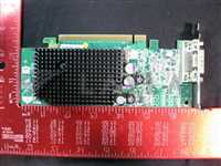 ATI G9184 DELL RADEON X600 256MB PCI-E LOW-PROFILE GRAPHICS CARD