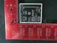 1060-00003//AMAT 1060-00003 CONV RS232/ Fiber Optic VERSALINK, RS-232-C Adapter