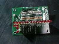 0100-09129//AMAT 0100-09129 PCB, Assembly Drawing TEOS Status Board