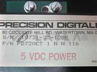 PD720CT//PRECISION DIGITAL PD720CT MODULE PRECISION DIGITAL METER TEMPTRONIC CORP